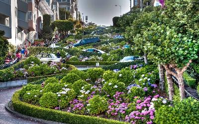 USA | San Francisco_Lombard Street