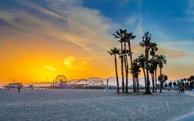USA | Los Angles - Santa Monica