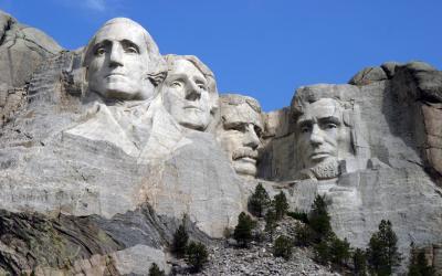 USA | Black Hills- Mount Rushmore