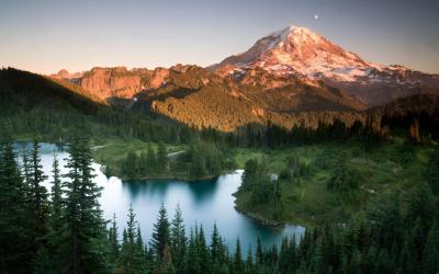 USA | Mt. Rainier
