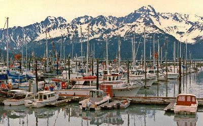 USA | Seward Alaska Marina