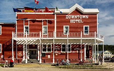 Kanada | Dawson