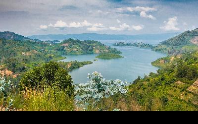Rwanda | Lake Kivu