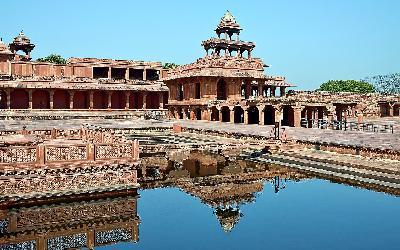 India | Fatehpur Síkrí