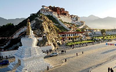 Tibet | Lhasa_Potala Palace