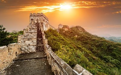Čína | Peking_Great Wall
