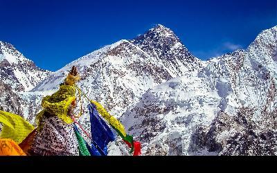 Nepál | Mount Everest
