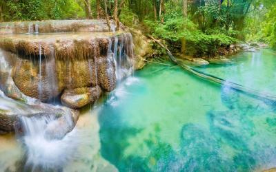 Thajsko | Erawan National Park