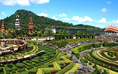 Thajsko | Pattaya_Nong Nooch Village