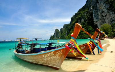 Thajsko | Phi Phi Islands