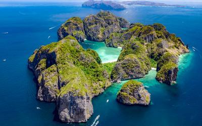 Thajsko   Phi Phi Islands