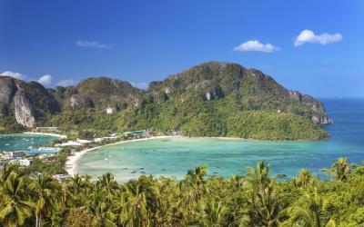 Thajsko   Phi Phi_View Point