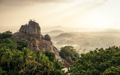 Srí Lanka | Mihintale Peak