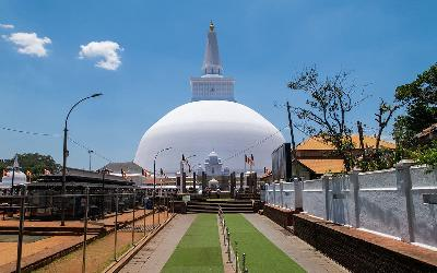 Srí Lanka | Anuradhapura_Ruwanwelisaya