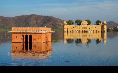 India | Jaipur_Jal Mahal
