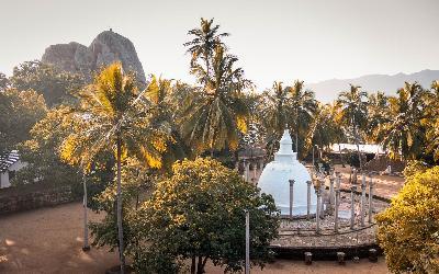 Srí Lanka | Mihintale_Monastery Complex