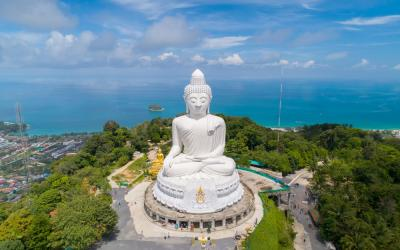 Thajsko | Phuket_Big Buddha