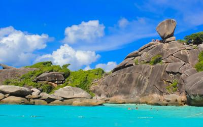 Thajsko | Similan Islands