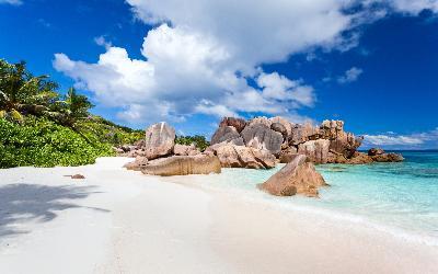 Seychely   La Digue Island