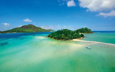Seychely   Round Island
