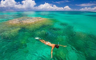 Seychely   Snorkeling
