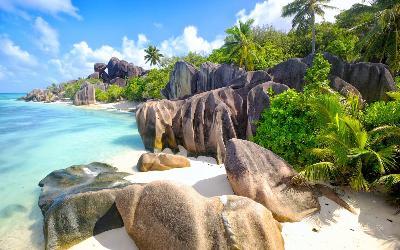 Seychely | La Digue Island