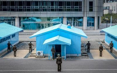 Severná Kórea   Pchanmundžom