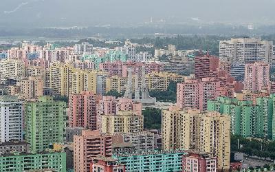 Severná Kórea   Pchjongjang
