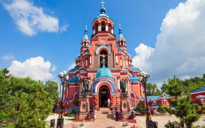 Rusko   Irkutsk_Cathedral