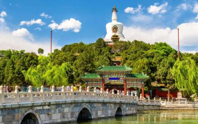 Čína | Peking_Beihai Park
