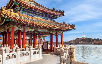 Čína   Peking_Beihai Park