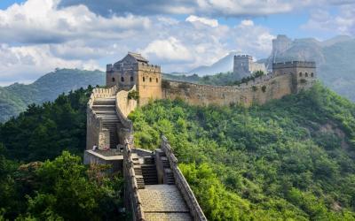 Čína   Peking_Great Wall