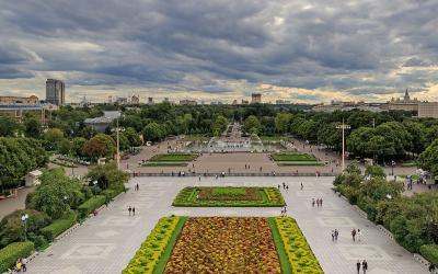 Rusko | Moskva_Gorky_Park