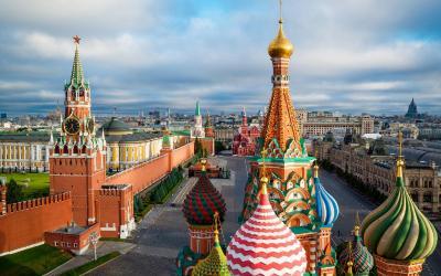 Rusko   Moskva_Red Sqaure