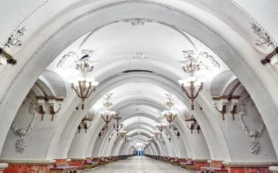 Rusko | Moskva_Metro