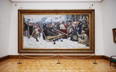 Rusko | Moskva_Tretyakovskaya Gallery