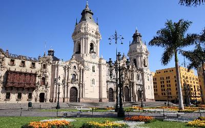 Peru | Lima_ Plaza de Armas