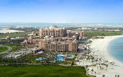 SAE | Abu Dhabi_Emirates Palace