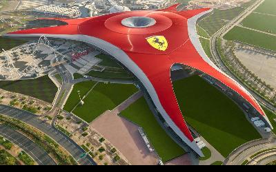 SAE | Abu Dhabi_Ferari World