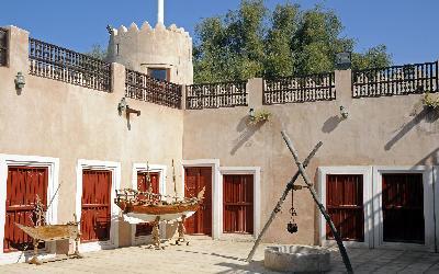 SAE | Abu Dhabi_Heritage Village