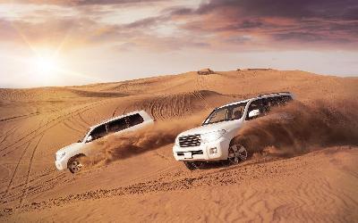 SAE | Dubaj_Desert Safari