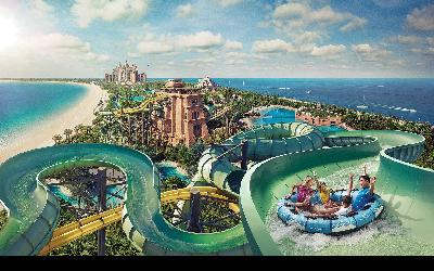 SAE | Dubaj_Atlantis the Palm Aquaventure