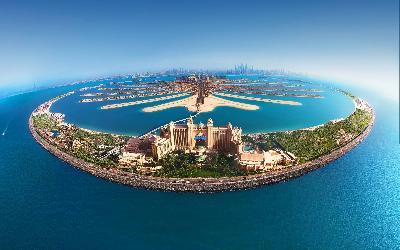 SAE | Dubaj_The Palm Jumeirah