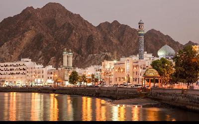 Omán | Muscat_Muttrah Corniche