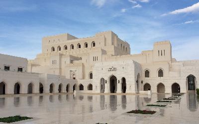 Omán | Muscat_Royal Opera House