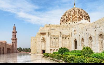 Omán | Muscat_Sultan Qaboos Grand Mosque