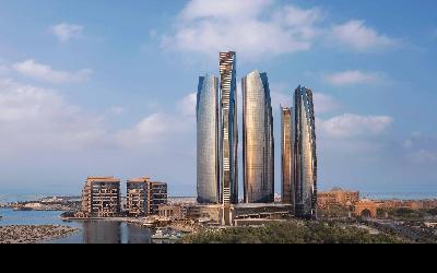 SAE | Abu Dhabi_Etihad Towers