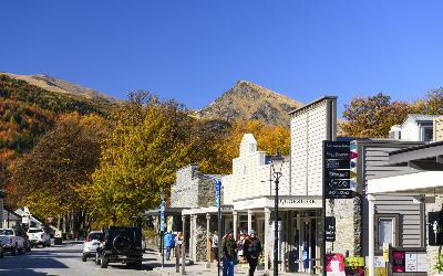 Nový Zéland | Arrowtown