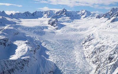 Nový Zéland | Fox Glacier