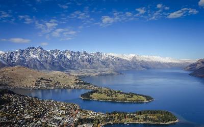Nový Zéland | Queenstown